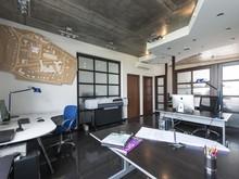 Дизайн офиса «Офис собственной архитектурной студии», офисы . Фото № 32317, автор Серов Егор