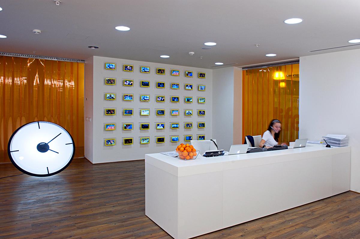 Дизайн офиса «», офисы, фото из проекта
