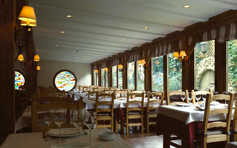 Ресторан. ресторан из проекта , фото №6686