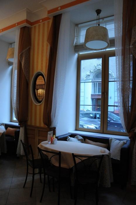 Ресторан. ресторан из проекта , фото №12386