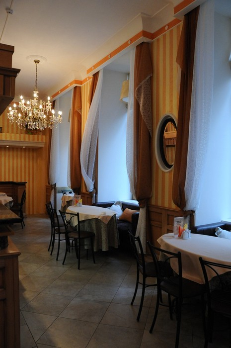 Ресторан. ресторан из проекта , фото №12387
