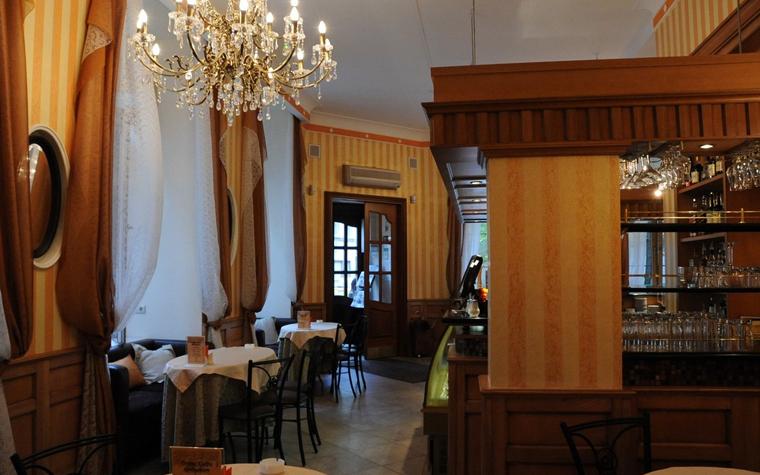 Ресторан. ресторан из проекта , фото №12391