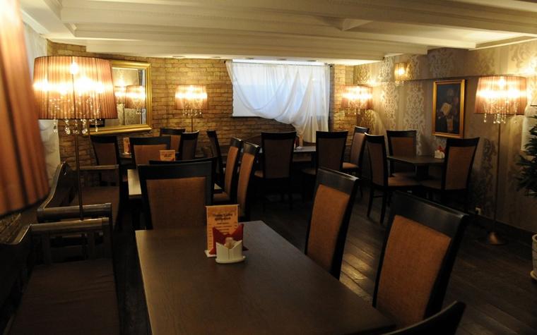 Ресторан. ресторан из проекта , фото №12377