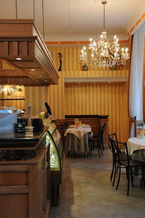 Ресторан. ресторан из проекта , фото №12395