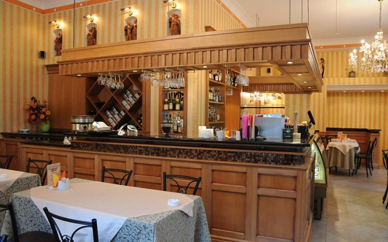 Ресторан. ресторан из проекта , фото №12396