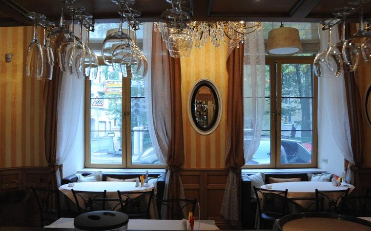 Ресторан. ресторан из проекта , фото №12398