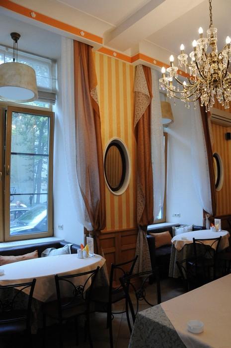 Ресторан. ресторан из проекта , фото №12400