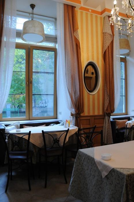 Ресторан. ресторан из проекта , фото №12383