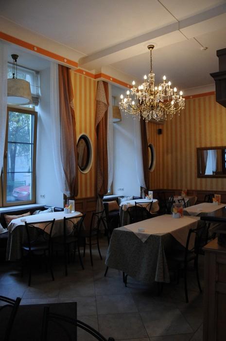 Ресторан. ресторан из проекта , фото №12384