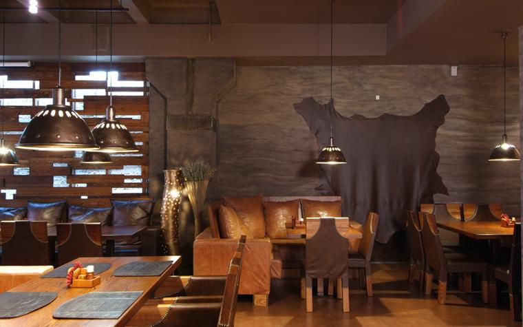 Ресторан. ресторан из проекта , фото №13571