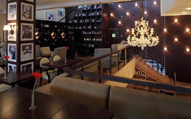 Фото № 13980 ресторан  Ресторан