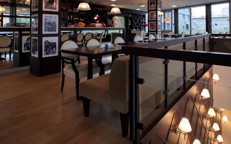 Ресторан. ресторан из проекта , фото №13982