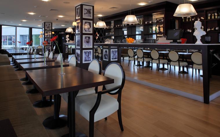 Ресторан. ресторан из проекта , фото №13983