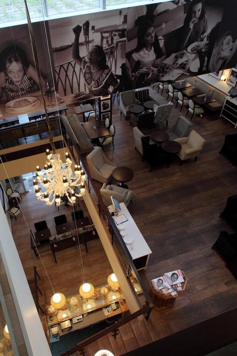 Ресторан. ресторан из проекта , фото №13984