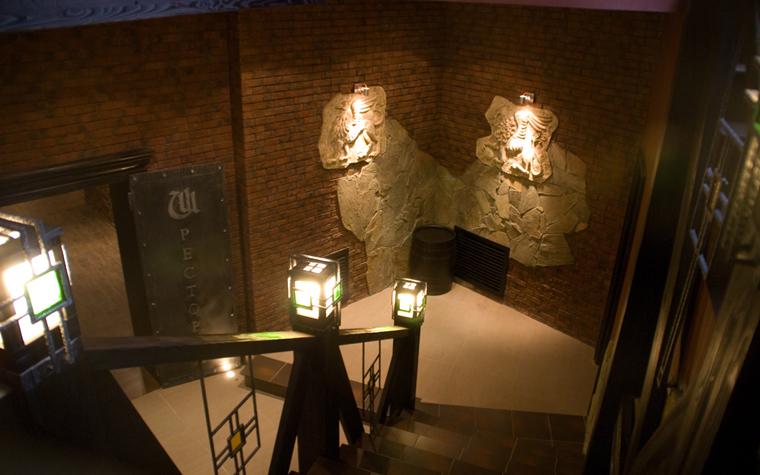 Ресторан. ресторан из проекта , фото №14847