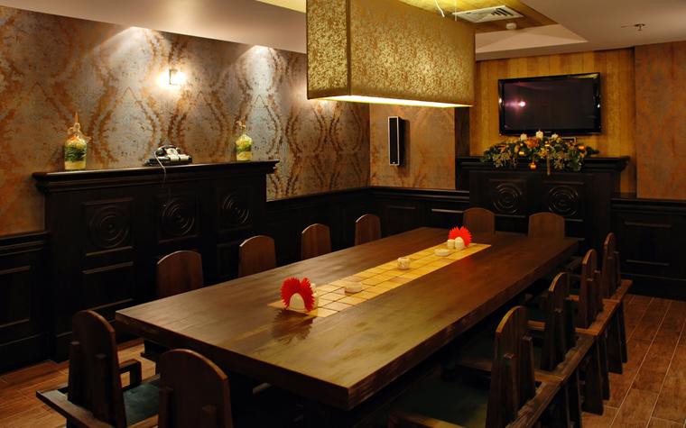 Ресторан. ресторан из проекта , фото №14840