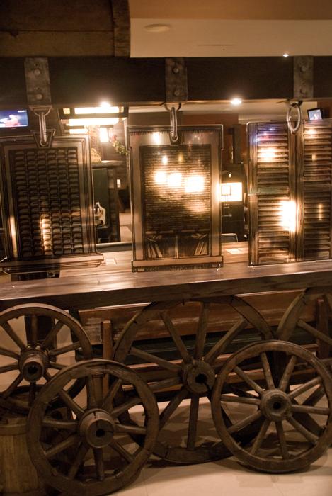 Ресторан. ресторан из проекта , фото №14841