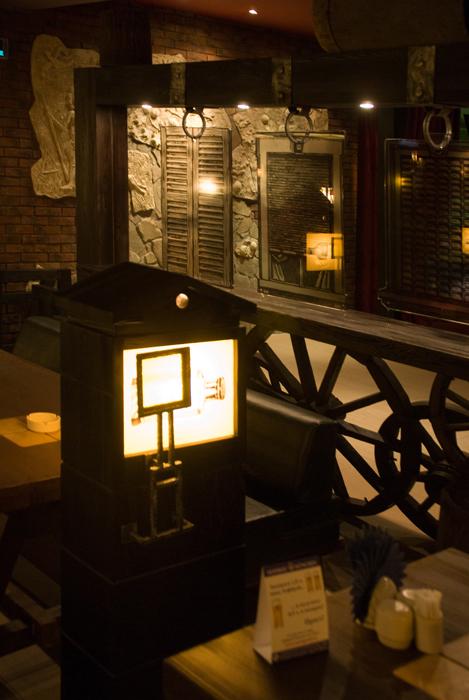 Ресторан. ресторан из проекта , фото №14842