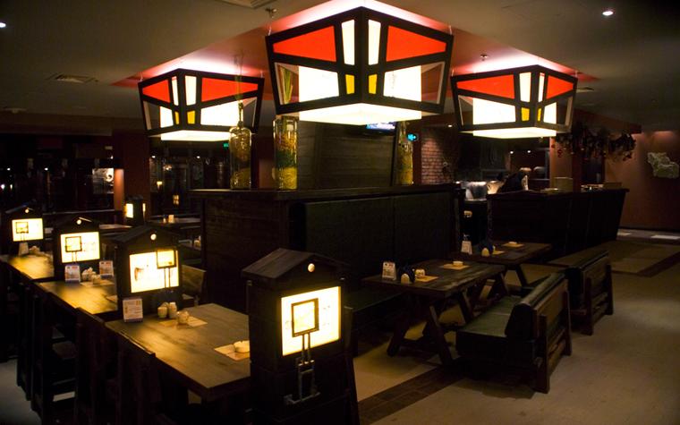 Ресторан. ресторан из проекта , фото №14844