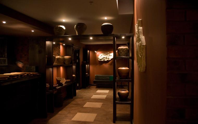 Ресторан. ресторан из проекта , фото №14845