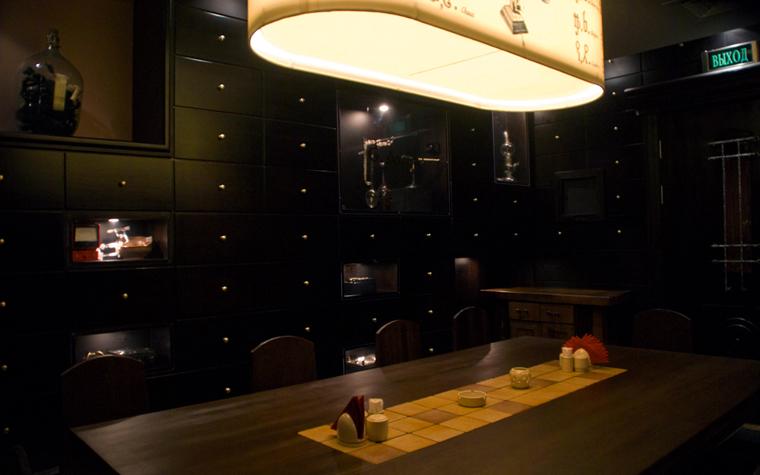 Ресторан. ресторан из проекта , фото №14846