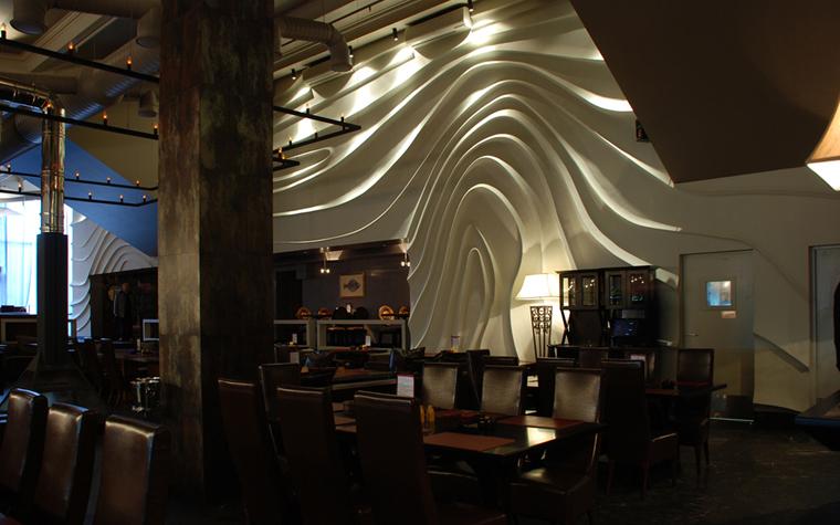 Ресторан. ресторан из проекта , фото №16751