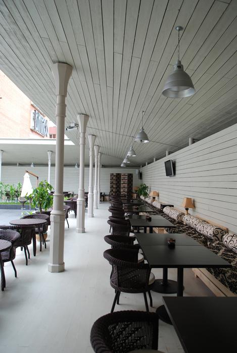 Ресторан. ресторан из проекта , фото №16760