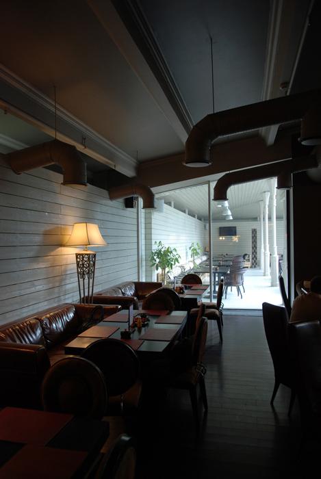 Ресторан. ресторан из проекта , фото №16762