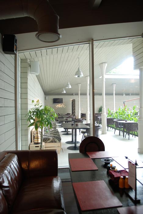 Ресторан. ресторан из проекта , фото №16763