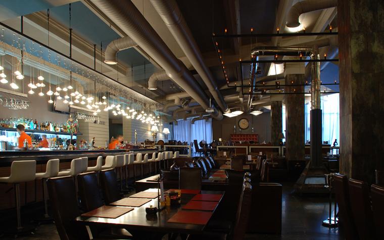 Ресторан. ресторан из проекта , фото №16752