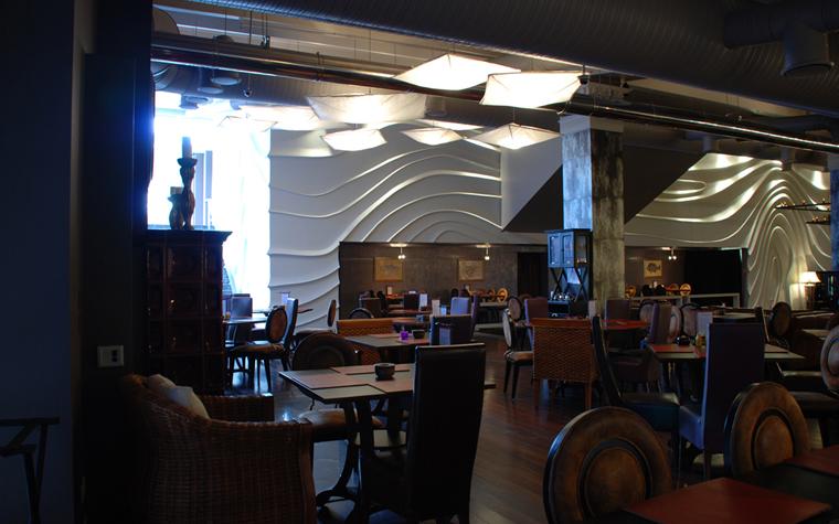 Ресторан. ресторан из проекта , фото №16755
