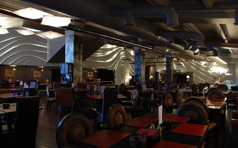 Ресторан. ресторан из проекта , фото №16756