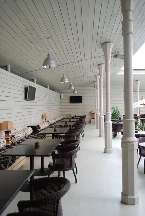 Ресторан. ресторан из проекта , фото №16759
