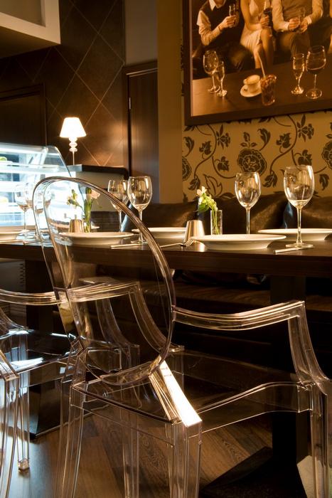 Ресторан. ресторан из проекта , фото №17164