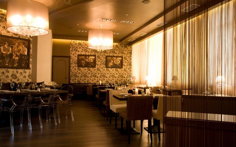 Ресторан. ресторан из проекта , фото №17165