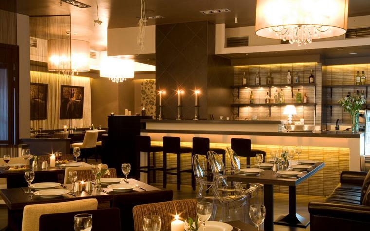 Ресторан. ресторан из проекта , фото №17166