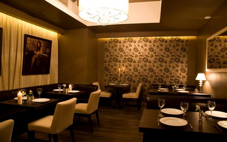 Ресторан. ресторан из проекта , фото №17168