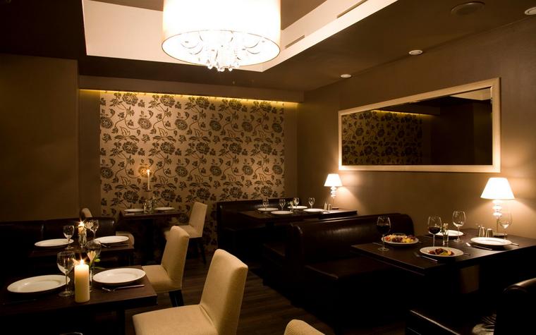 Ресторан. ресторан из проекта , фото №17169