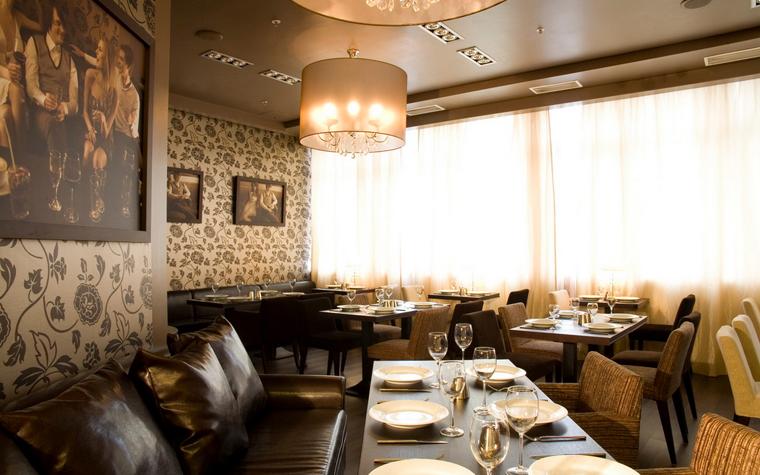 Ресторан. ресторан из проекта , фото №17155