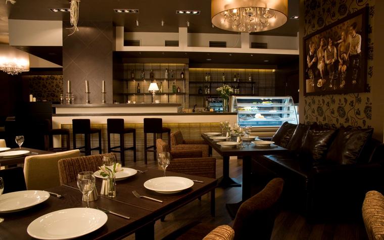 Ресторан. ресторан из проекта , фото №17157