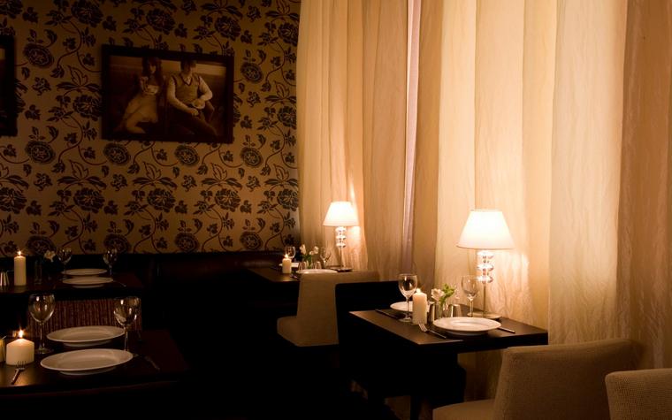 Ресторан. ресторан из проекта , фото №17162