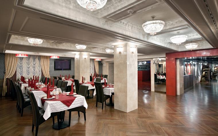 Ресторан. ресторан из проекта , фото №17493