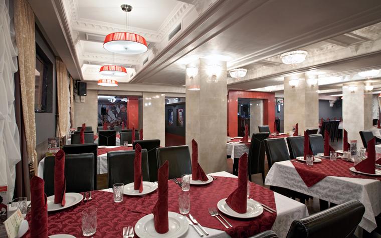 Ресторан. ресторан из проекта , фото №17495