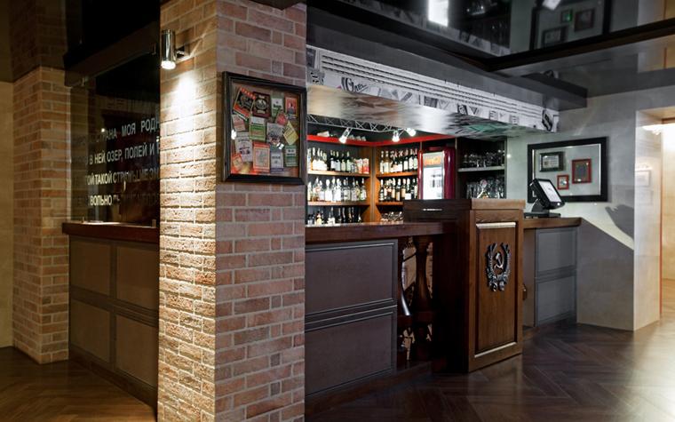 Ресторан. ресторан из проекта , фото №17484