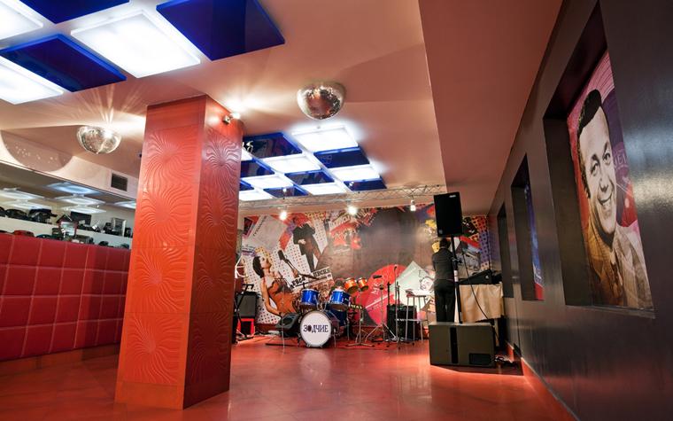 Ресторан. ресторан из проекта , фото №17503