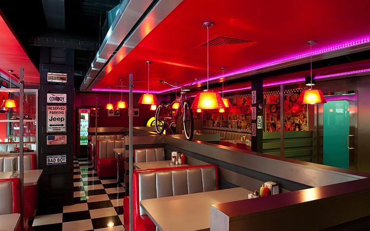 Ресторан. ресторан из проекта , фото №18870