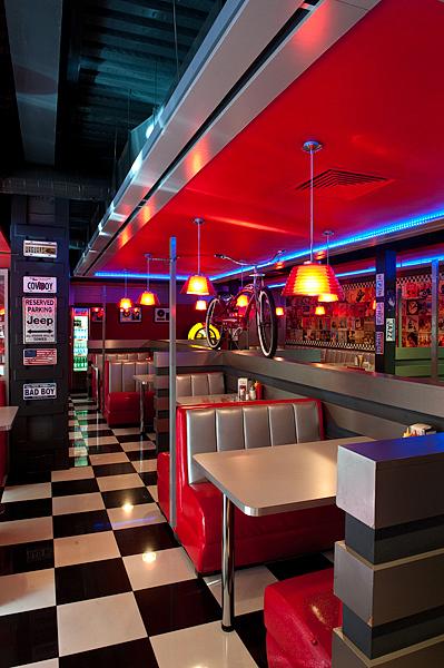 Ресторан. ресторан из проекта , фото №18871