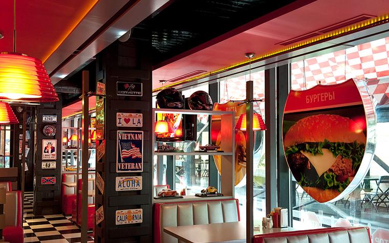 Ресторан. ресторан из проекта , фото №18872
