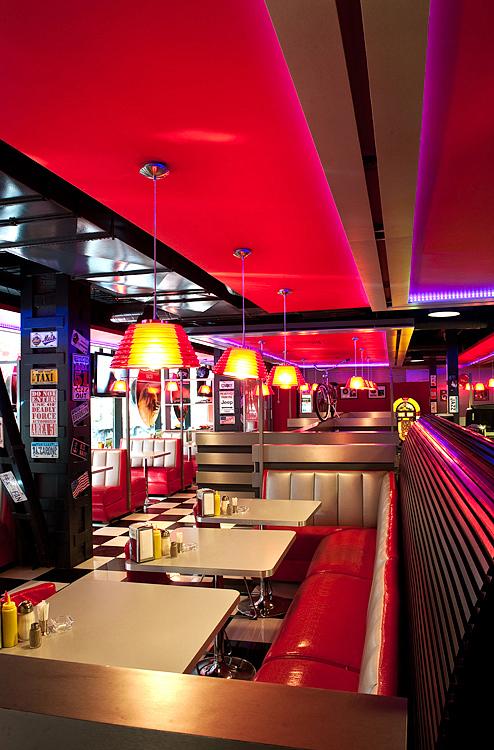 Ресторан. ресторан из проекта , фото №18874