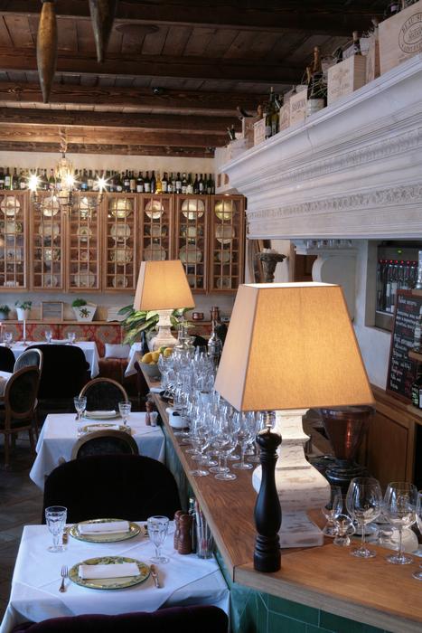 Ресторан. ресторан из проекта , фото №19050
